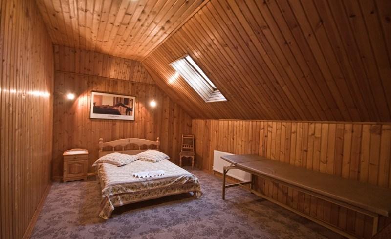Гостинично-банный комплекс