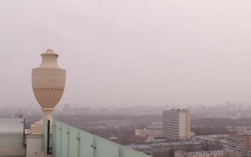 """Пентхаус в ЖК «Barkli Residence"""""""