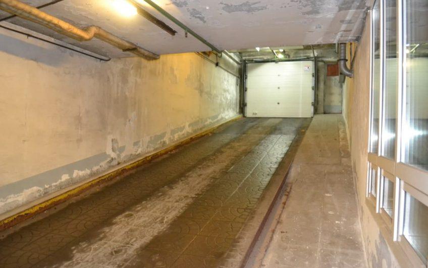 Машино-место в подземном паркинге ЖК «Ностальгия»