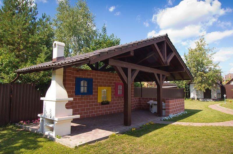 Уютный загородный дом