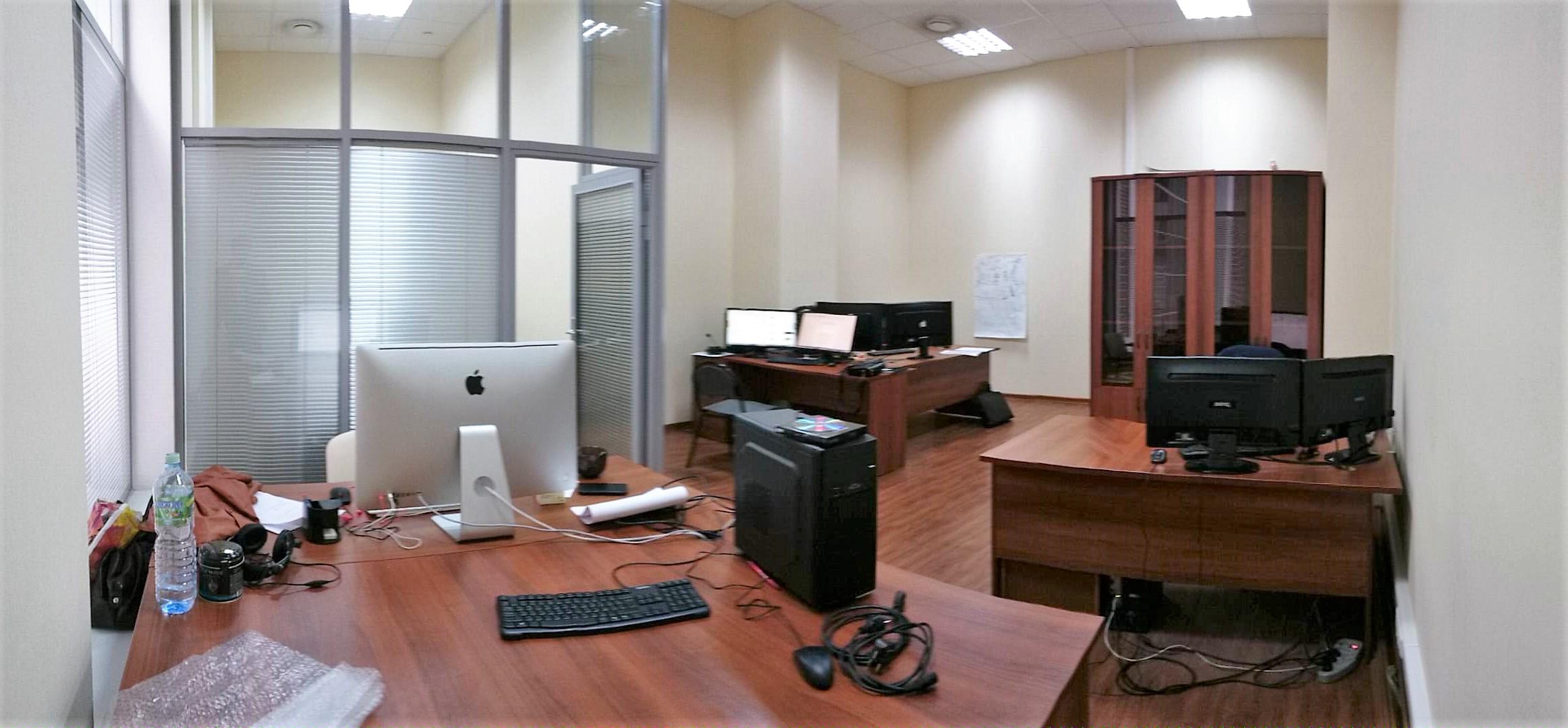 """Офис в бизнес-центре """"W Plaza"""""""