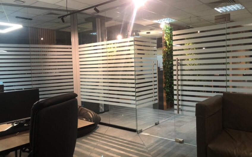 Офис в бизнес-центре «Barklay Plaza»