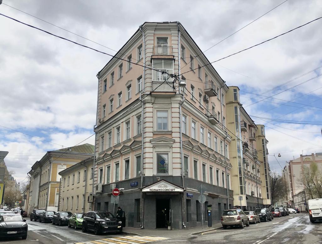 Квартира в историческом центре столицы